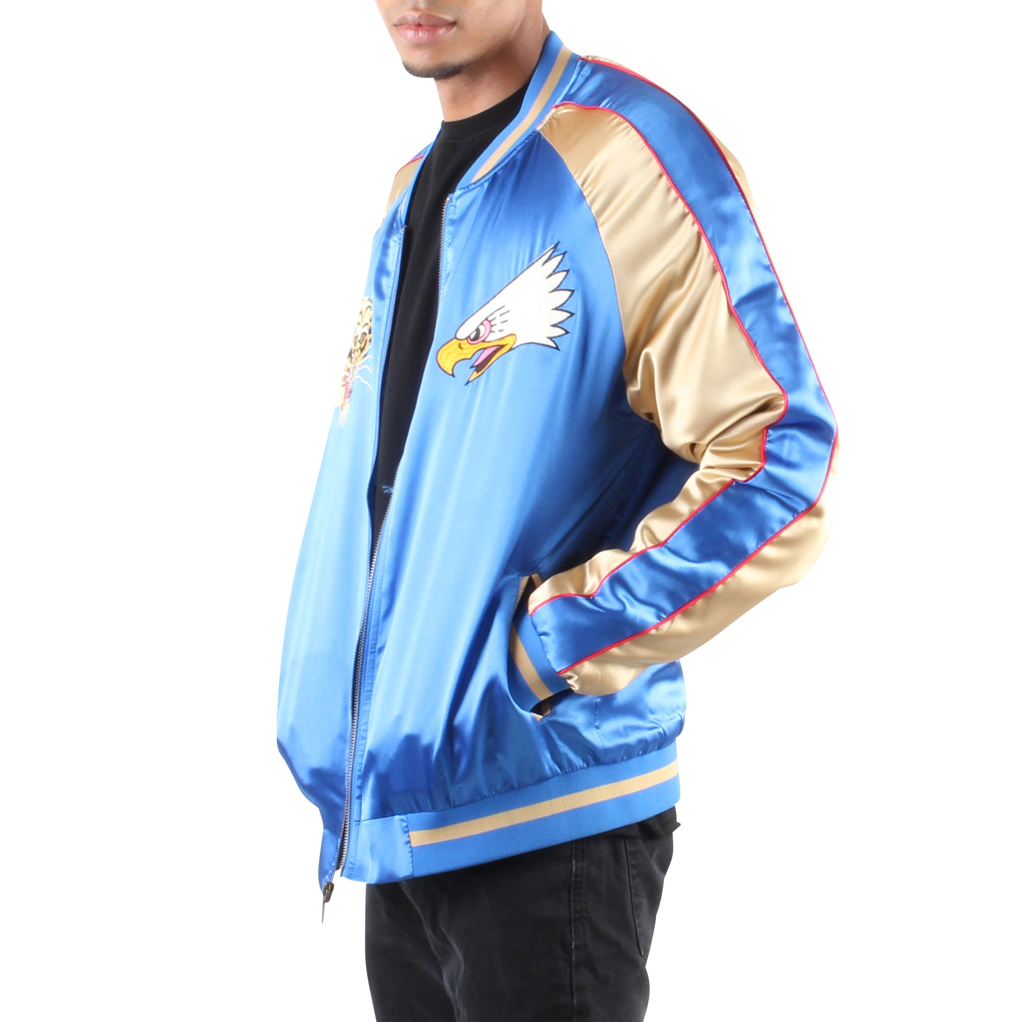 EAGLE TIGER SOUVENIR JACKET