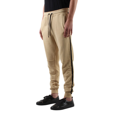 TAN SLIM SWEAT JOGGERS