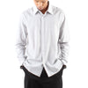 RAYMOND SLIM SHIRT LIGHT GREY