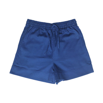 WIDE LEG SHORT - ROYAL BLUE