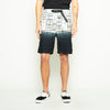 Aliso Madras Dip-Dyed Shorts