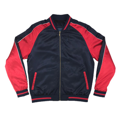 NO EMBROIDERY SOUVENIR JACKET