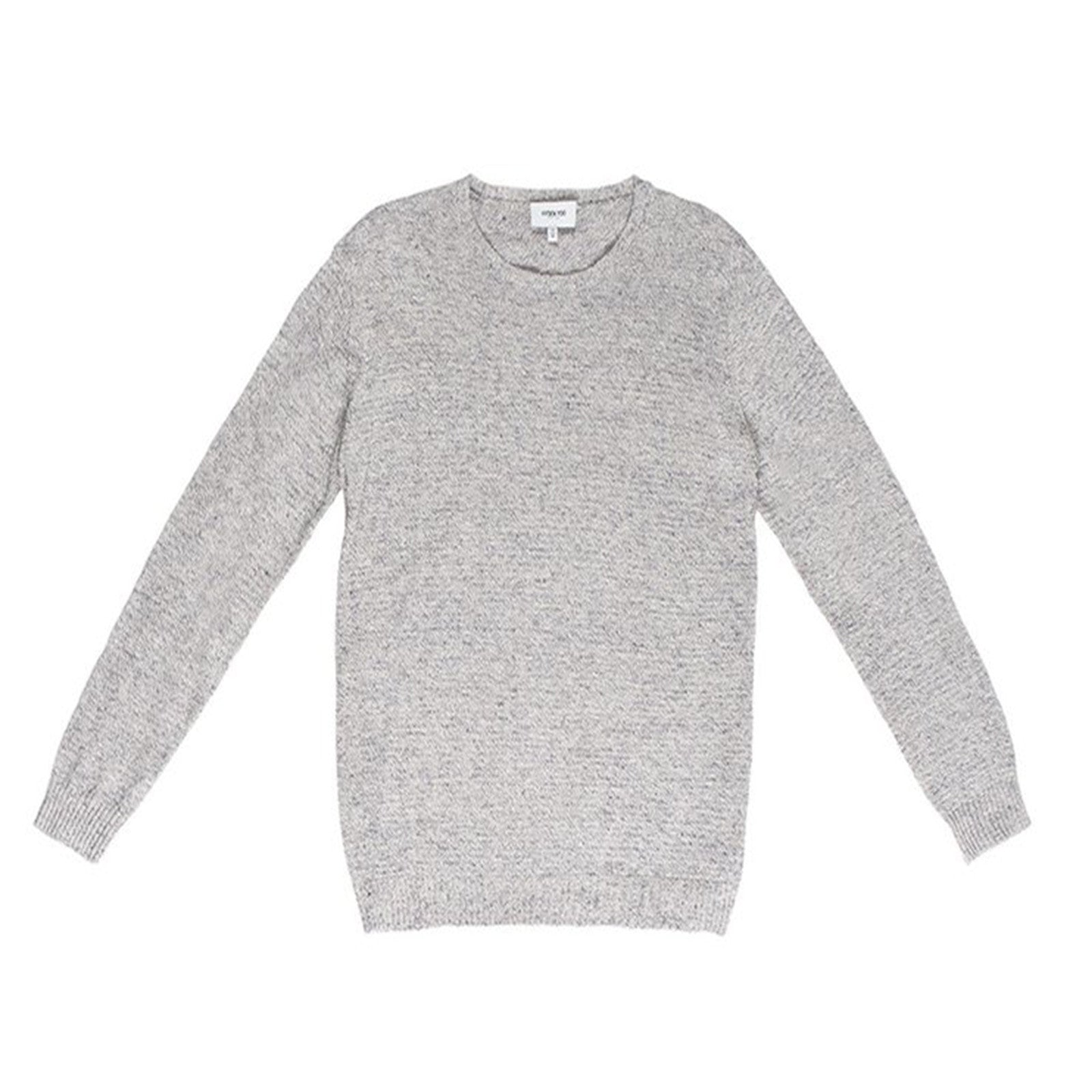 SEAN CREWNECK SWEATER DENIM