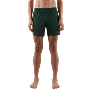 Cotton Modal Everyday Boxers - Green