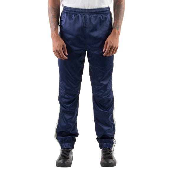 NAVY WIND JOGGERS