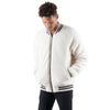 SHERPA JACKET - WHITE