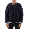 SHERPA JACKET - NAVY