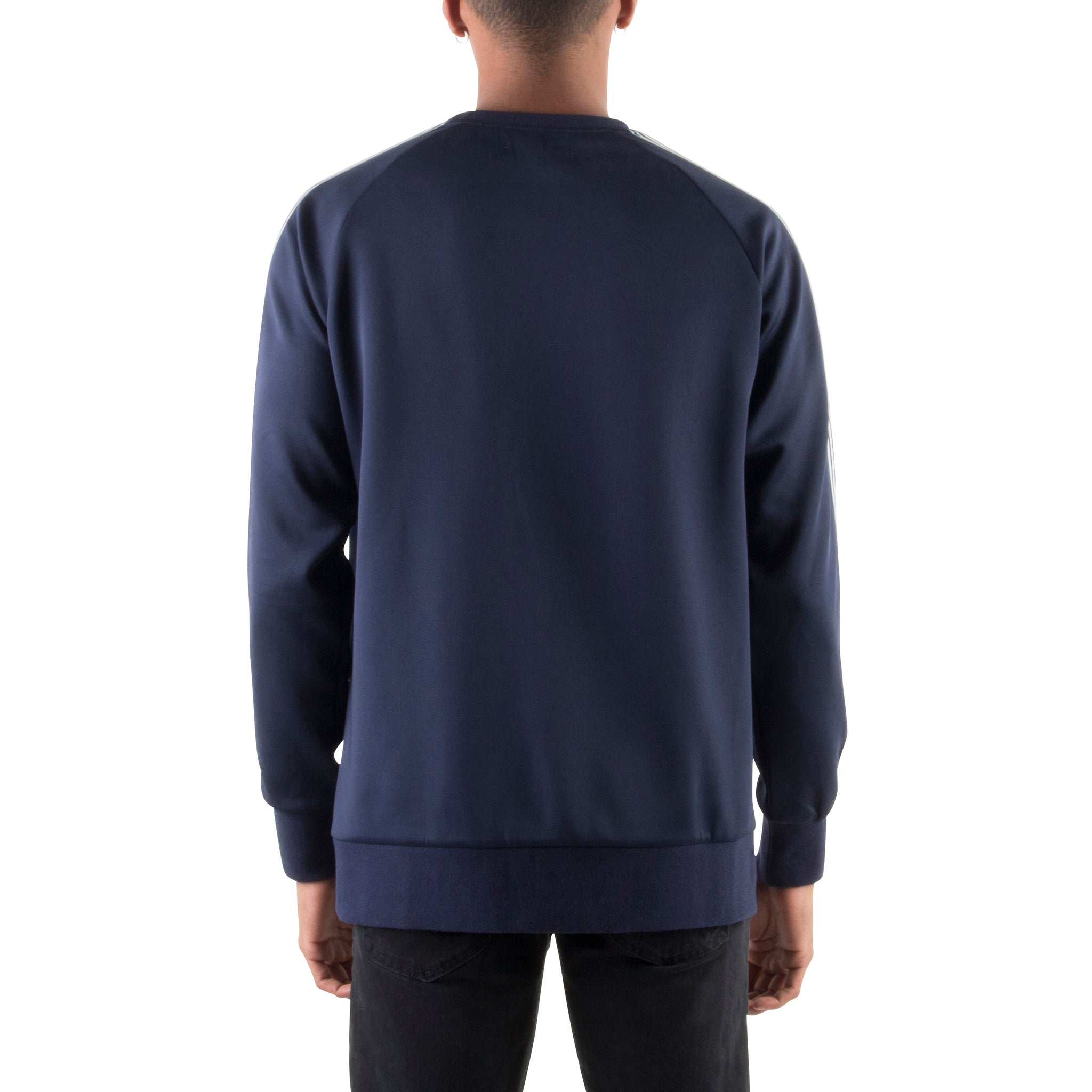 Navy Sporty Sweatshirt