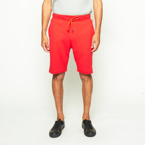 Sweatshorts - Red