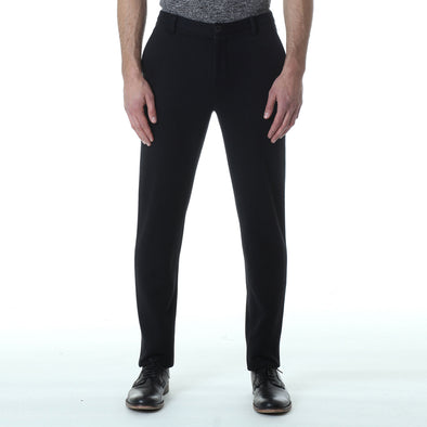 Fleece Dress Pants - Black
