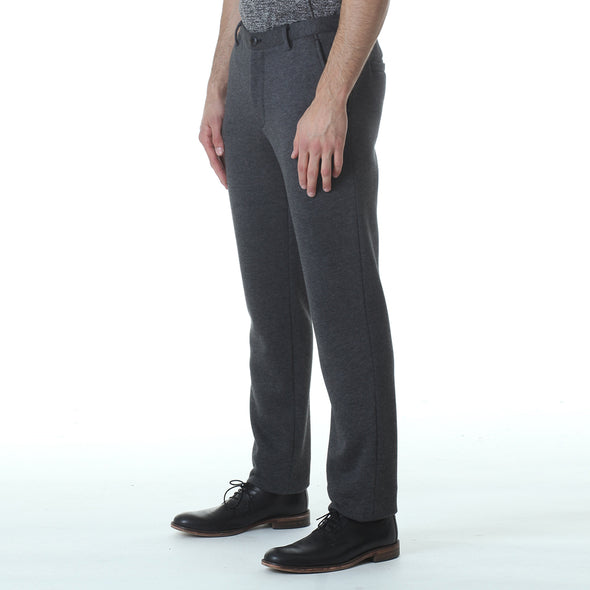 Fleece Dress Pants - Grey