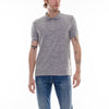 HACCI POLO - LIGHT GREY