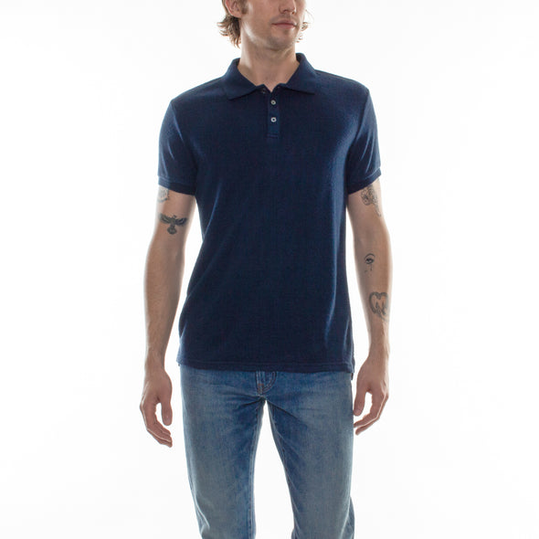 HACCI POLO - NAVY