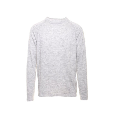 MELANGE RAGLAN SWEATER