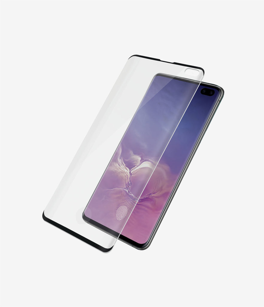 Samsung Galaxy S10/S10+ and Note 10/Note 10+ Easy Edge Installation with fingerprint reader Installation Guide