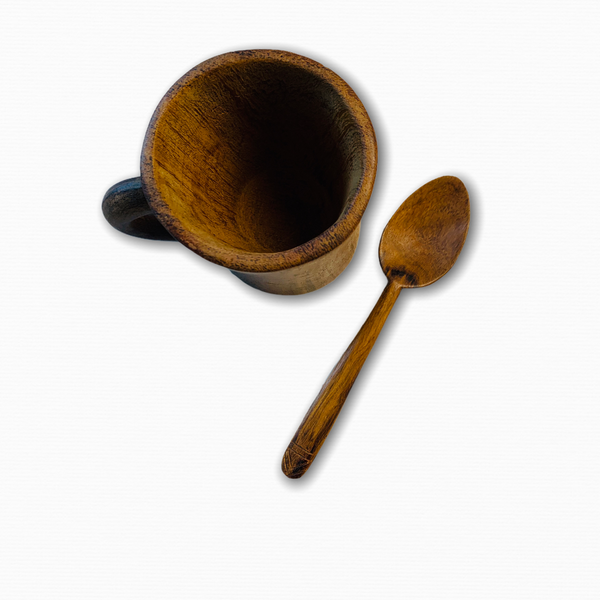 Wooden T-Spoon