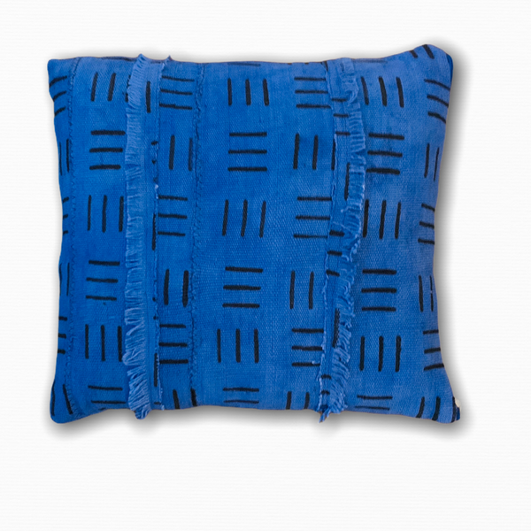 Cameroon Mud Cushion Cover