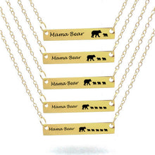 Load image into Gallery viewer, Mama Bear Pendant