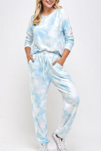 Trendy Jogger Lounge Set