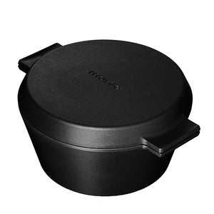 Morso Multicocotte with Griddle Lid