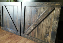 Load image into Gallery viewer, Z Bar TV Barn Door Package - TV Cover with Barn Hardware
