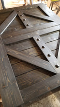 Load image into Gallery viewer, TV Barn Door Package - TV Hide - Custom TV Cover with Barn Hardware