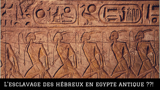 esclavage egypte antique