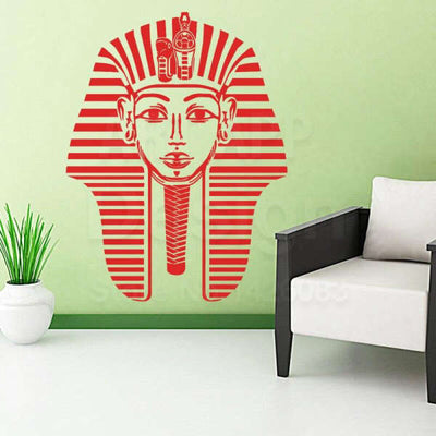 Sticker mural Égyptien <br> Pharaon Toutankhamon