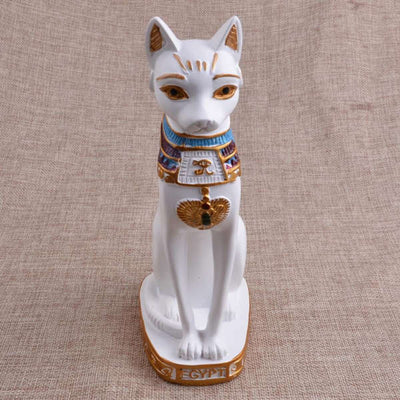 Statue Égyptienne <br> Chat bastet