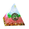 Pyramide Orgonite <br> Harmonie Naturel