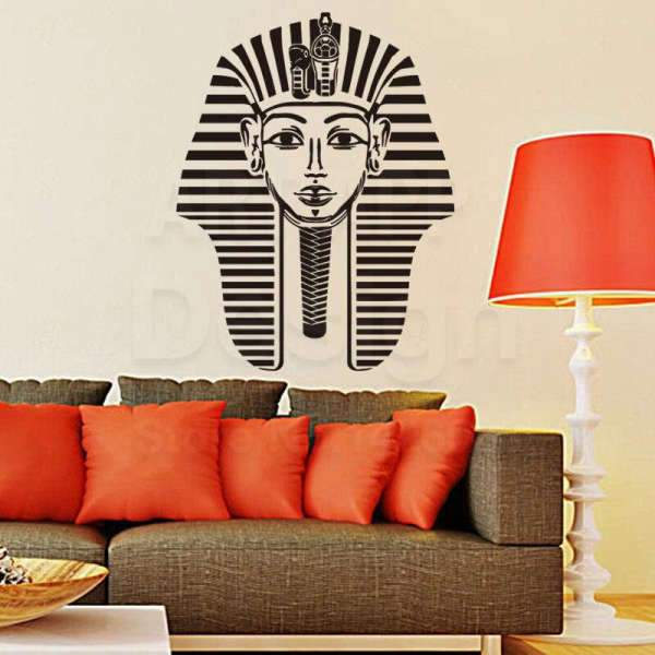 Sticker Pharaon | Egypte Antique Shop