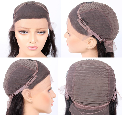 Lace Front Wig Cap Add Adjustable Strap and Combs