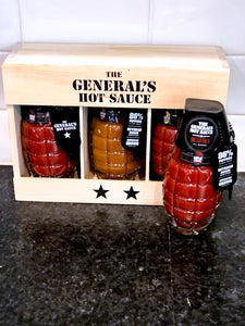The General's Hot Sauce