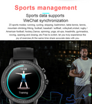 Smart Watch | Fitness Tracker (Round)