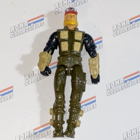 GI joe - 2008 HALLOW POINT Built To Rule - Complete