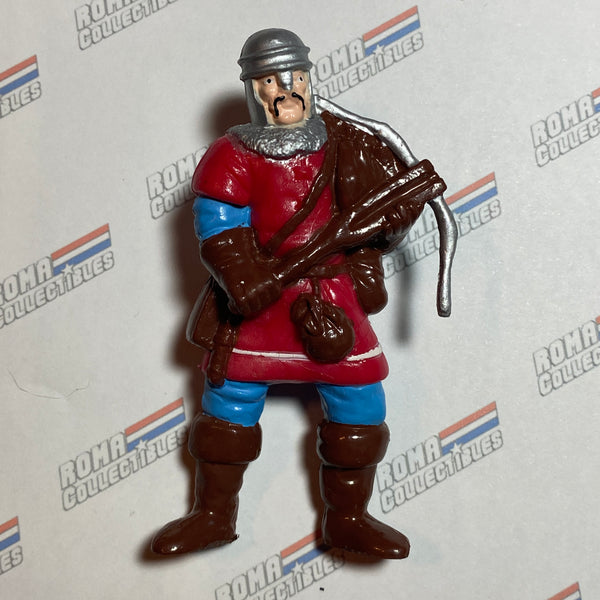 LJN Dungeons and Dragons - 1983 STEADFAST MEN AT ARMS Crossbow - PVC DnD