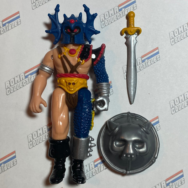LJN Dungeons and Dragons - 1983 WARDUKE - Complete DnD