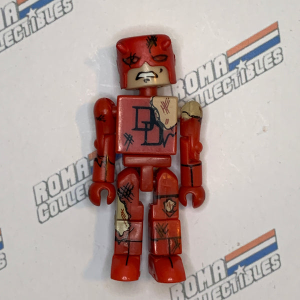 Minimates - Marvel DAREDEVIL Battle Dameged