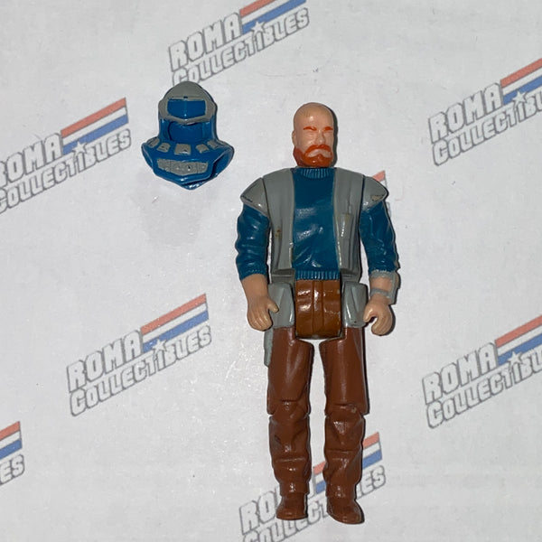 MASK Hasbro - ALEX SECTOR w/ Jackrabbit  Mask - from Boulder Hill Set