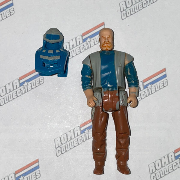 MASK Hasbro - ALEX SECTOR w/ Jackrabbit Mask - from Figure Packs