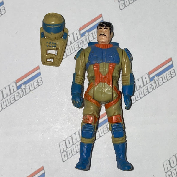 MASK Hasbro - JULIO LOPEZ w/ Streamer Mask - from the Firefly Set