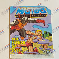 MOTU Mini Comic - THE STENCH OF EVIL