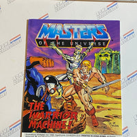 MOTU Mini Comic - THE WARRIOR MACHINE