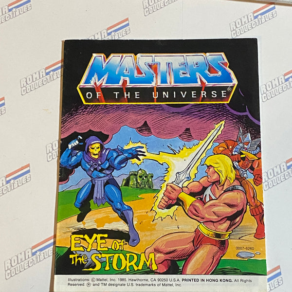 MOTU Mini Comic - EYE OF THE STORM
