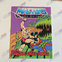 MOTU Mini Comic - DOUBLE EDGED SWORD