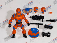 GLYOS: Warlords of Wor Toy De Jour Exclusive - ELAPID FANTIC - Man Or Monster Studios GI JOE INSPIRED