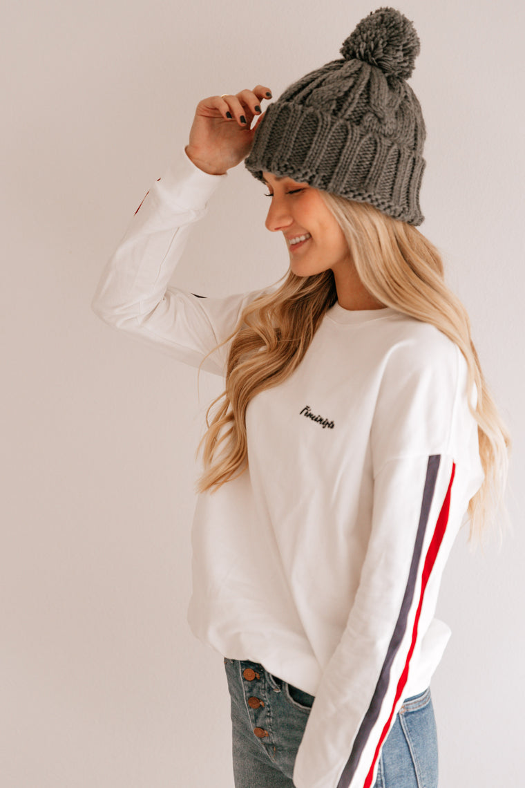 Keepin' it Casual Crew Neck Sweater