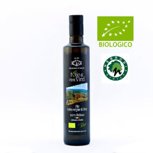 Upload the image to the Gallery viewer,L'Olio di Casa Virzi' - Organic Extra Virgin Olive Oil (2020/2021)