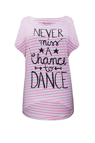 CHANCE TO DANCE - Pink