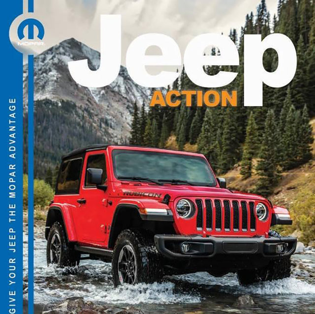 FEATURE ARTICLE - JEEP ACTION MAGAZINE